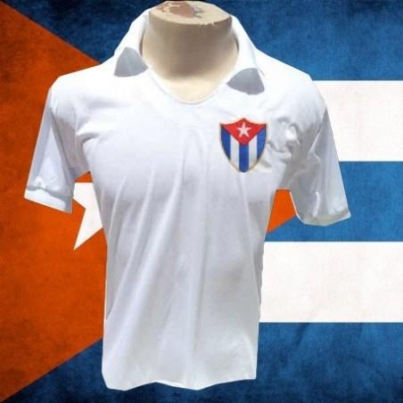 Camisa Retrô  Cuba 1938