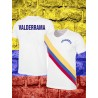 Camisa retrô  Colombia  valderama