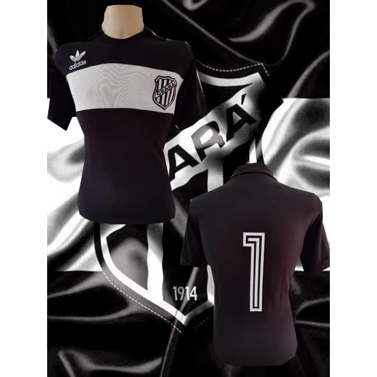 Camisa retrô goleiro Ceará Sporting Club 1987