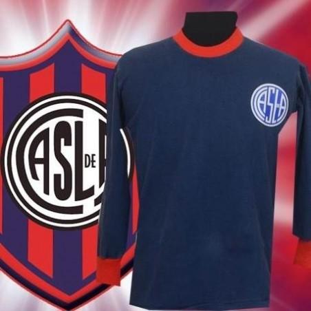 Camisa Retrô  San Lorenzo de Almagro  ML  1970- ARG