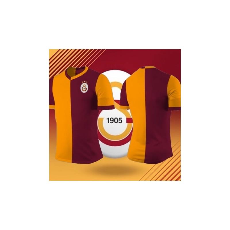 Camisa retrô  Galatasaray  ML 1980   - TUR