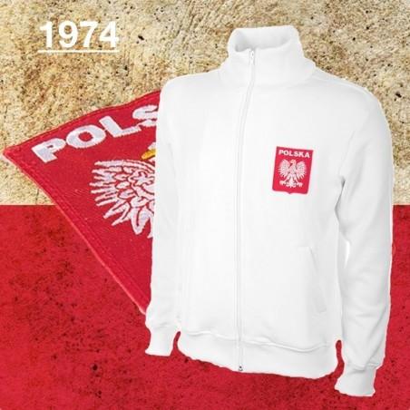 Jaqueta retrô da Polonia  -1974