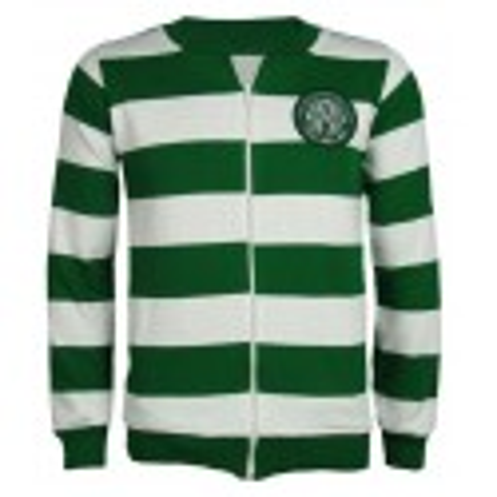 Jaqueta retrô Celtic 1970